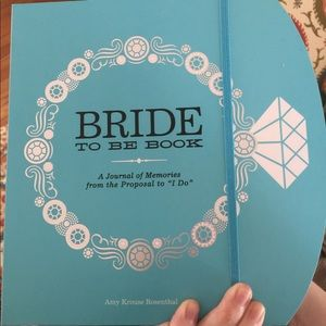 Bride to be Book Journal